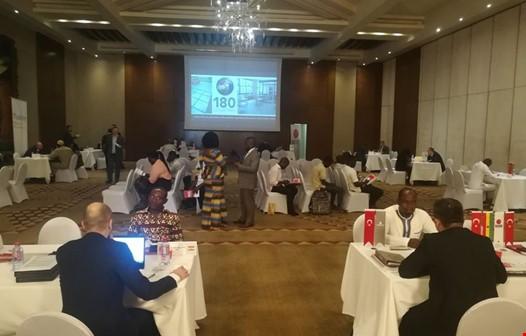 Seramik ve Çimento Sektörünün Gözü Afrika'da!